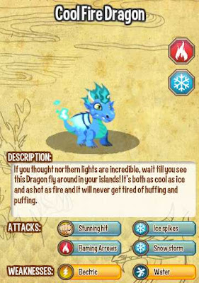 Cool Fire Dragon