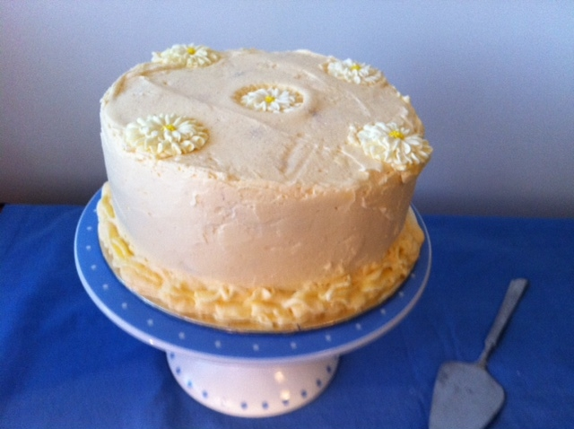Stephanie Alexander Lemon Curd Layer Cake Recipe