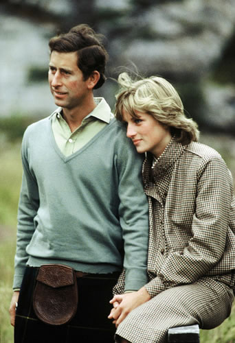 The Marriage of Prince Charles and Lady Diana Spencer (2): Third part of Honeymoon