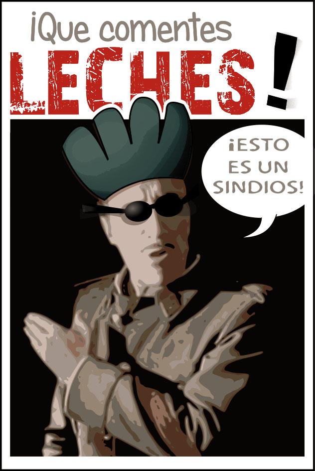 El cabo Gutiérrez os manda: