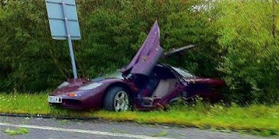 Mr Bean Mati Kemalangan Jalan Raya