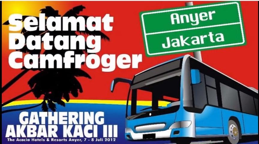 Komunitas Camfroger Indonesia