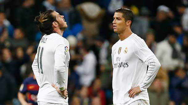 Cristiano Ronaldo es la rémora del ataque madridista