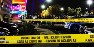 "Gunfire at ""Batman: The Dark Knigt Rises"" movie premiere"