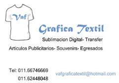 VAF - grafica textil