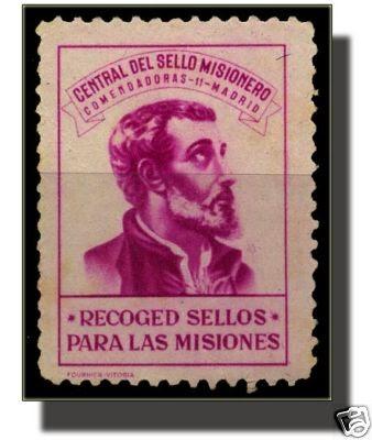 sellos para las misiones