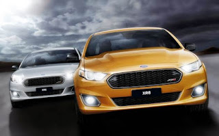 2016 Ford Falcon Review