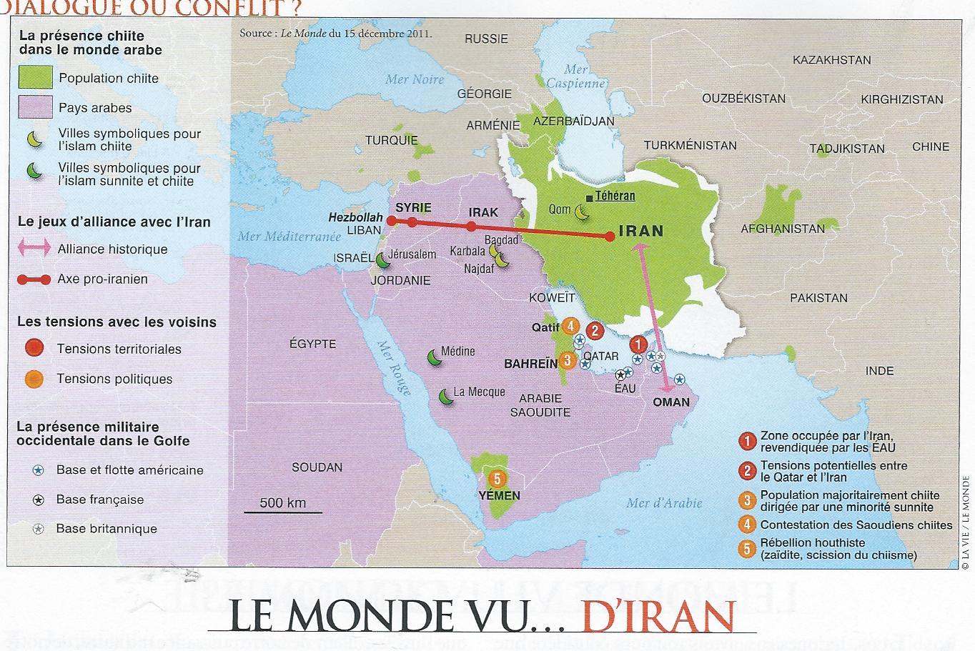 Carte De Lafrique Et Moyen Orient.Ozennegeopolitique2 Blog Voue Aux Etudiants De 2eme Annee De La