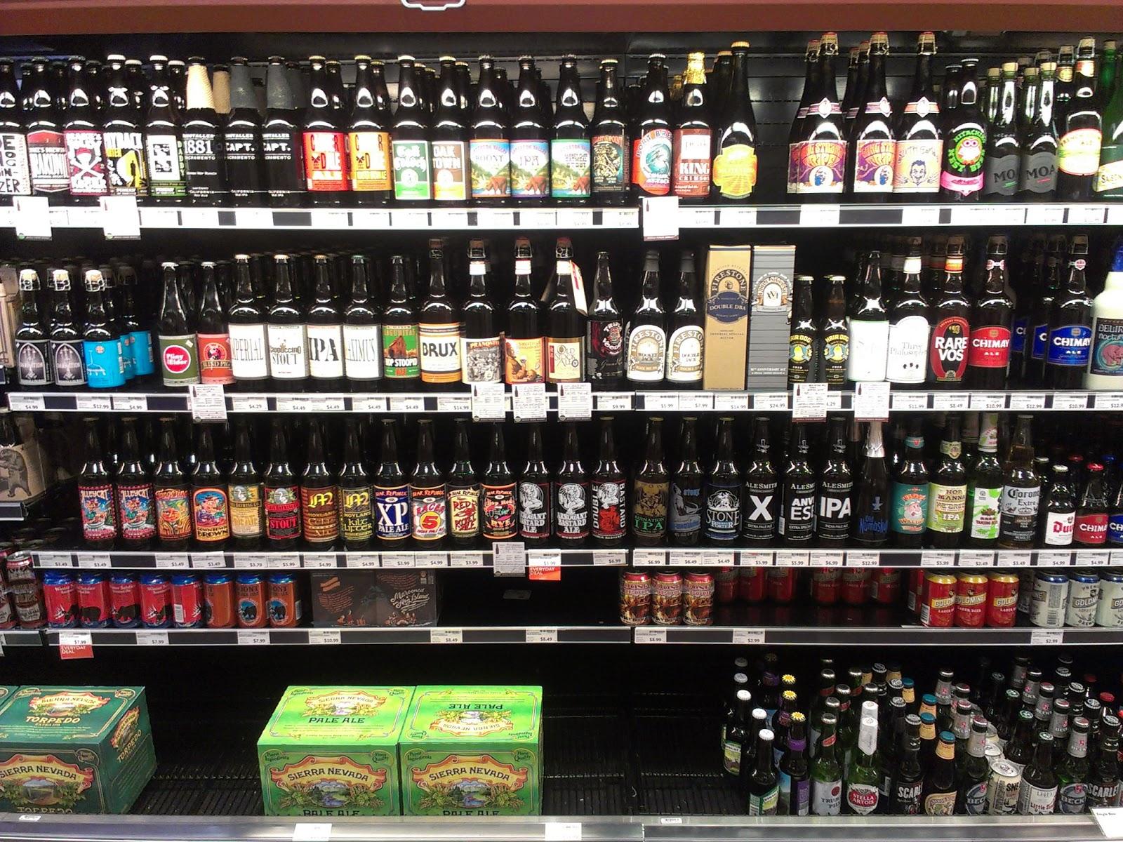 Craft Beer Oakland Keg Prices