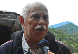 Morador há 50 anos do Caleme, Gerard Martins de Paiva comemora a atenção recebida