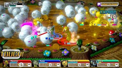Pokemon Rumble Blast Gratis Para 3DS