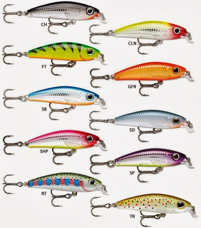 10 types of fishing lures that can help you catch the big for Types of fishing lures