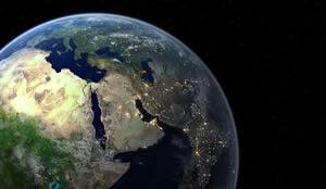 Câmera ao vivo do Planeta Terra