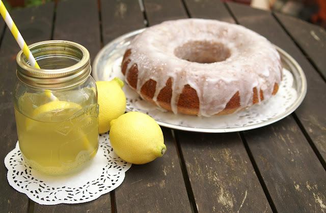lemon and poppyseed, lemon drizzle, recipe, cake, british, summer, food