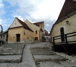 Rasnov Citadel photography