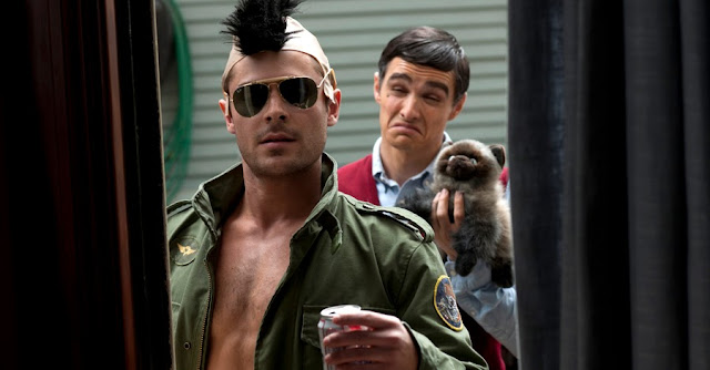 Zac Efron si Dave Franco - Neighbors 2014