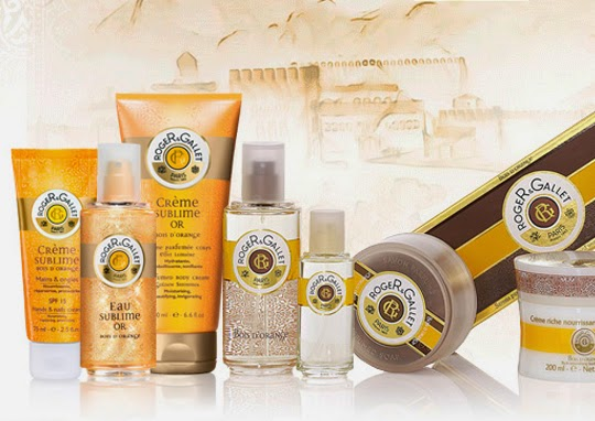 Bois D´Orange de Roger & Gallet