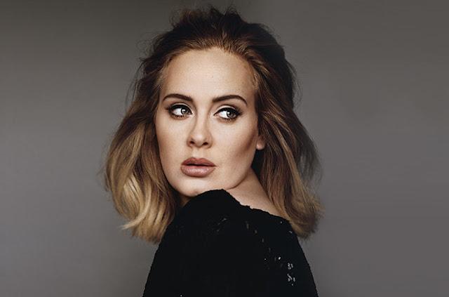 """Adele está de vuelta en la cima del Billboard 200 con su álbum """"25"""""""