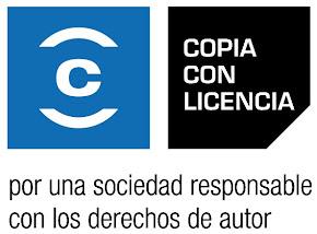 LICENCIA PARA COPIAS LEGALES