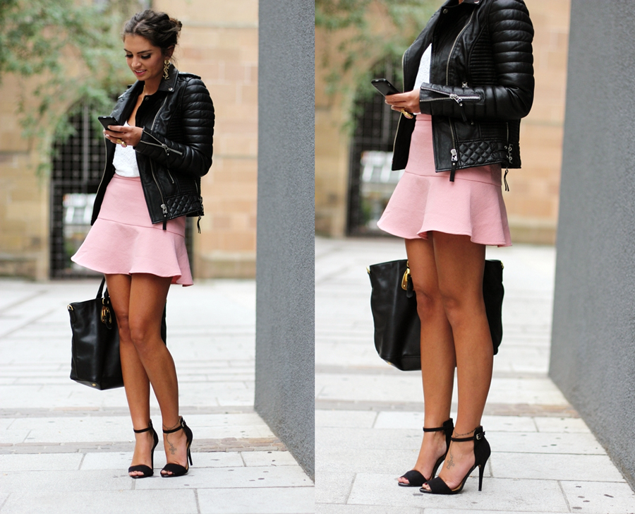 Sunday cravings flounce skirts fashion in