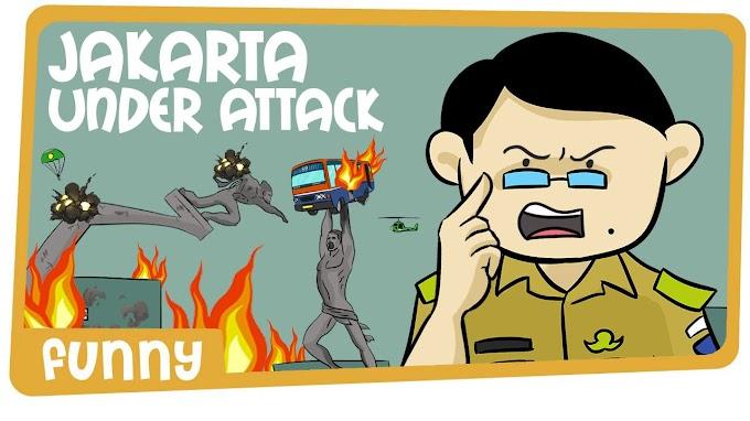 WTC, Patani, Paris, Istanbul, Jakarta.. Siapa pula sasaran seterusnya?