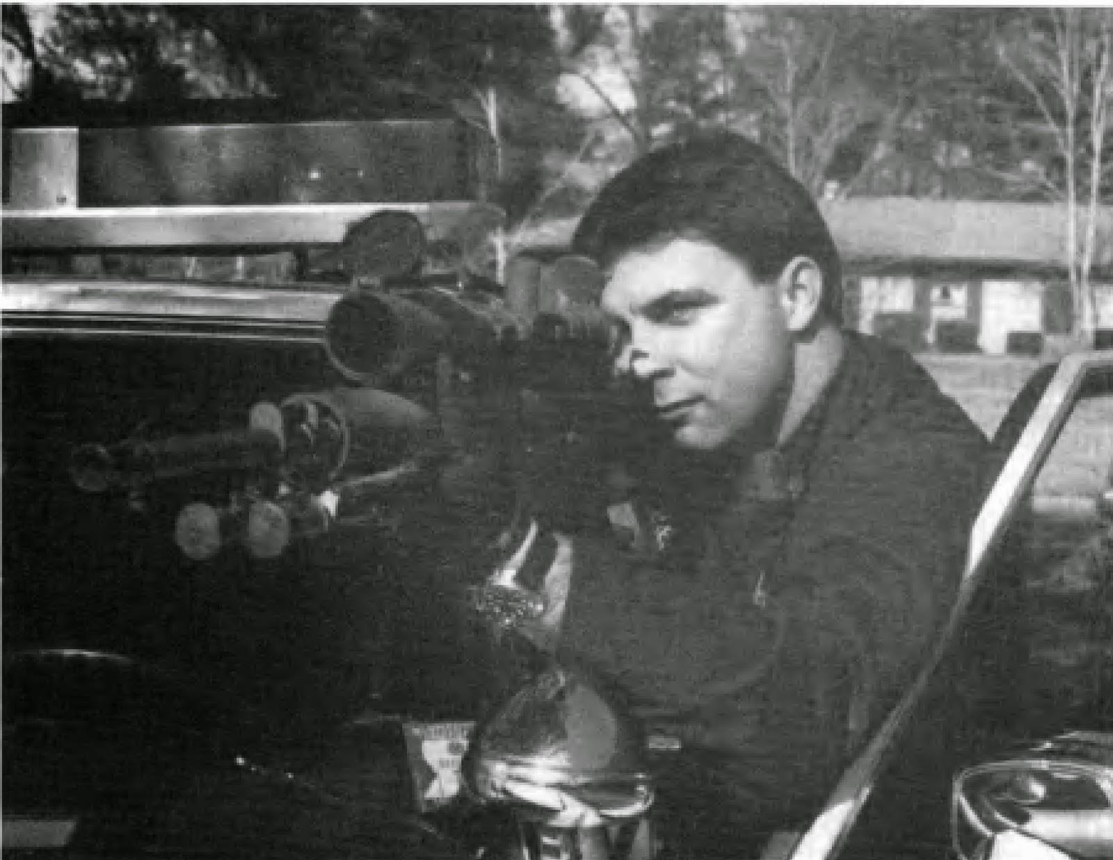 позиция полицейского снайпера