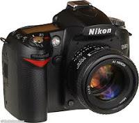 Spesifikasi Nikon D90 kamera Pemula