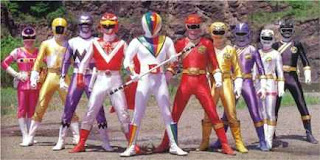 All About Fakta Unik Super Sentai