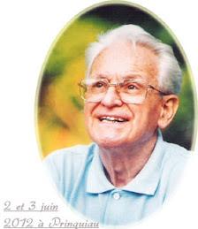 Messe anniversaire du décès de Père Bertrais