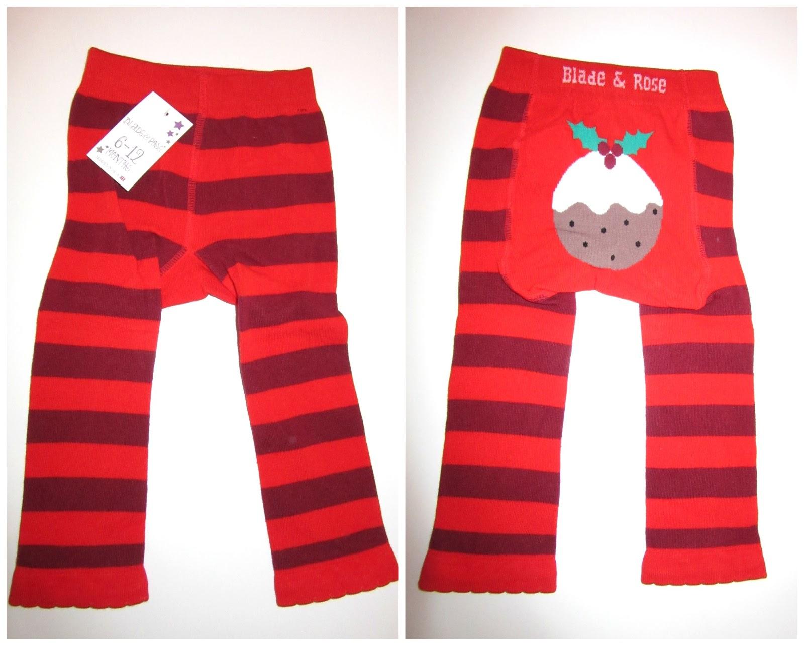 The Knott Bump & Us: Blade & Rose Festive Baby Goodies!*