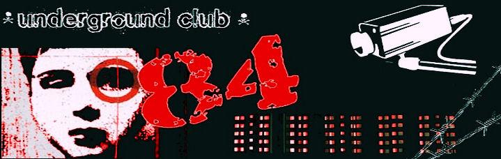 Underground club '84