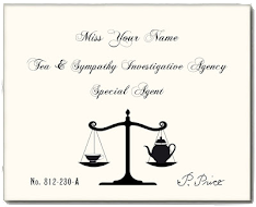 Join the Tea & Sympathy Investigative Agency