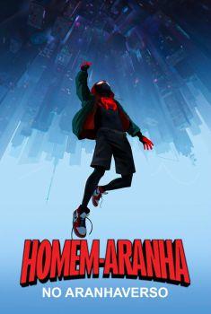 Homem-Aranha: No Aranhaverso Torrent - WEB-DL 720p/1080p Dual Áudio