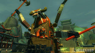 Screenshot Game Kungfu Panda The Game