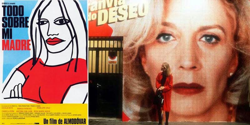 historia del cine a través de los carteles_todo sobre mi madre