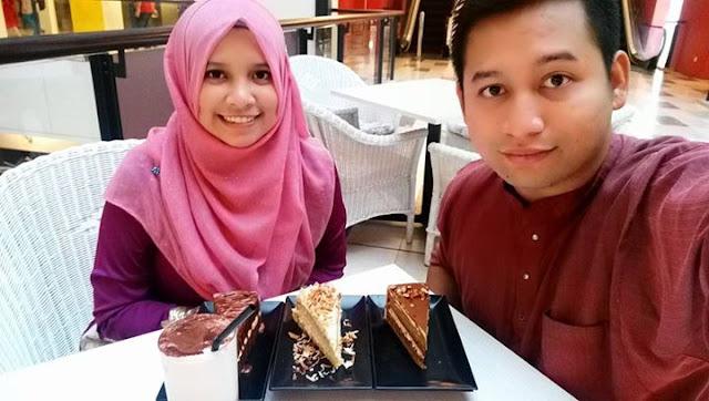 Kisah Percintaan 2 Blogger - Firdaus Feeq dan Fatin Bella