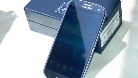 Galaxy S3 Still Hot