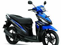 Harga Suzuki Address Terbaru Bulan Oktober 2015