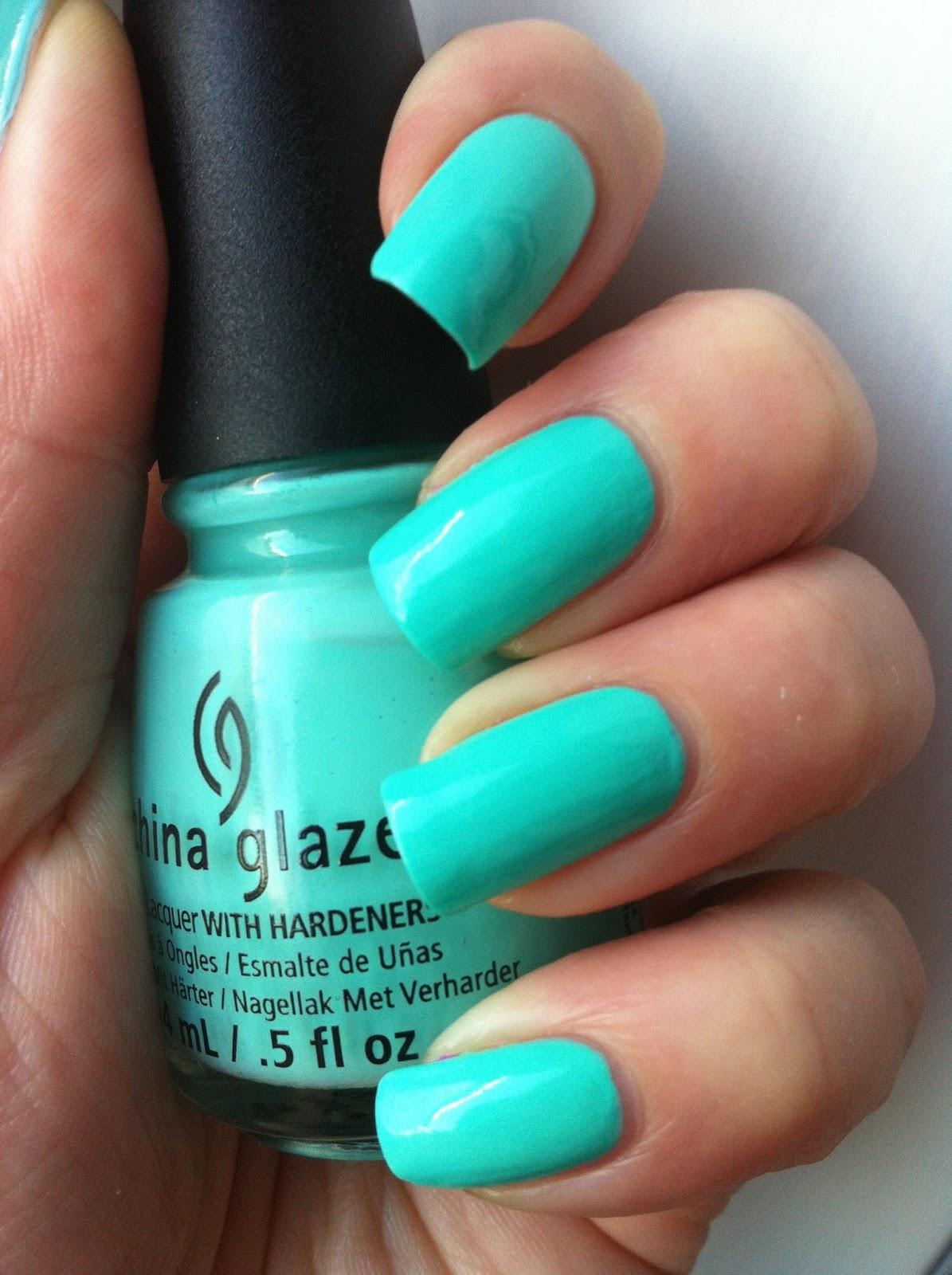 Nail Polish Junkie: China Glaze Sunsational Summer Neon Collection