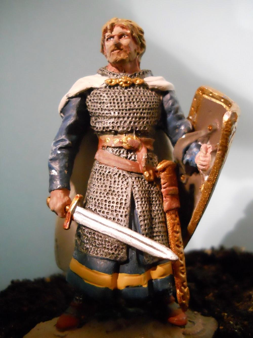 soldadito de plomo Hugues de Payns