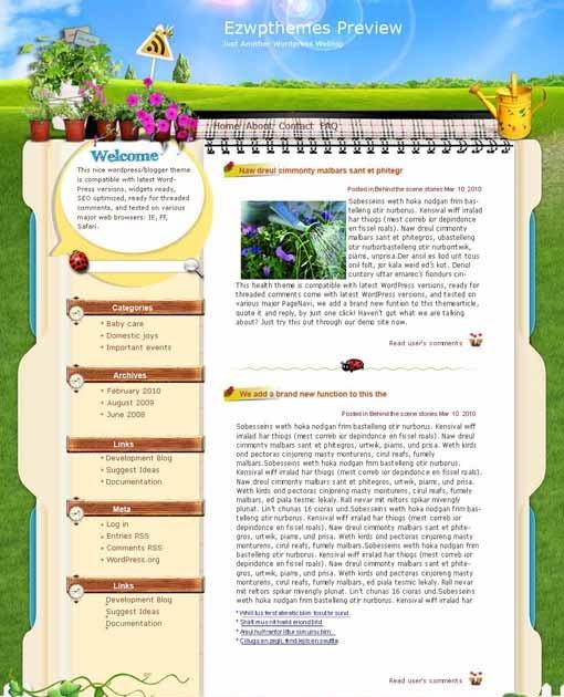 3 PM Gardening  Info Loker kota 2016