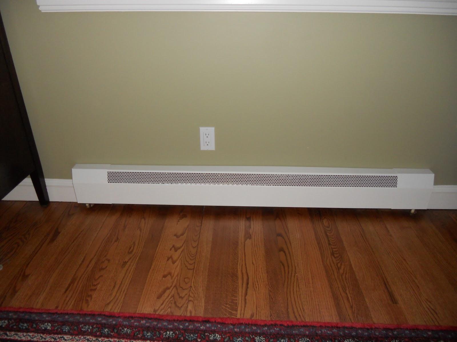 High Efficiency Perimeter Heating Emerson Swan Inc. Blog #69381E