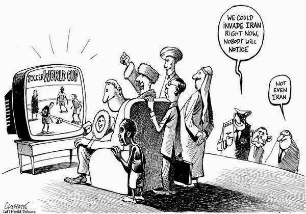 Iran, World Cup, World Politics