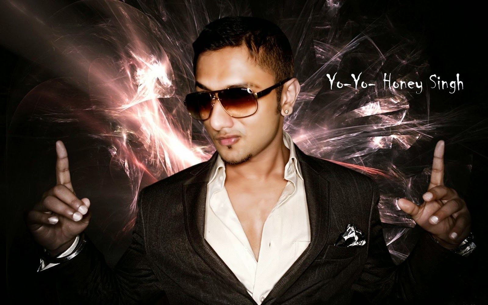 Yo Yo Honey Singh hair...