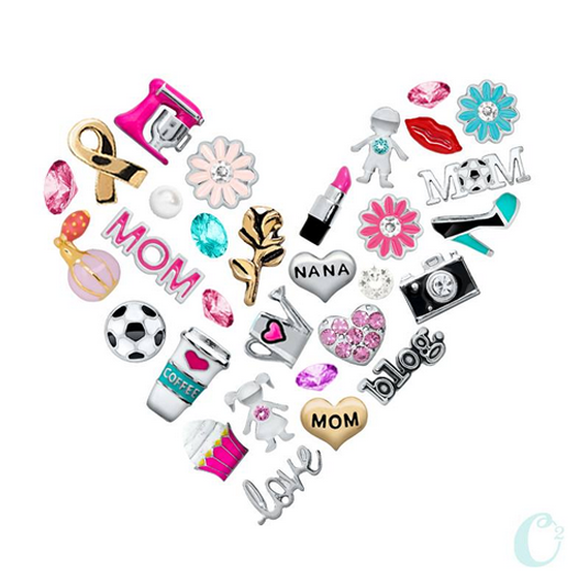Mother's Day Charms - Origami Owl | Shop StoriedCharms.com