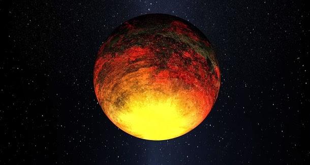 Kepler-10b: O primeiro planeta rochoso alienígena