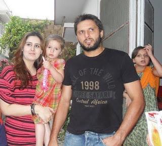 320 x 290 jpeg 35kB, Shahid Afridi Wife PictureThe Cricket Profile