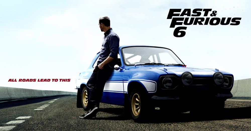 fast and furious 6 official trailer wikipika. Black Bedroom Furniture Sets. Home Design Ideas