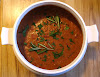 Tuscan Bean and Pasta Soup with Rosemary