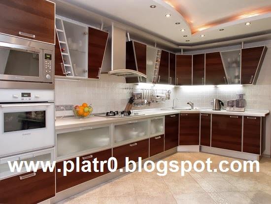 10 meilleur faux plafond cuisine d coration platre maroc. Black Bedroom Furniture Sets. Home Design Ideas